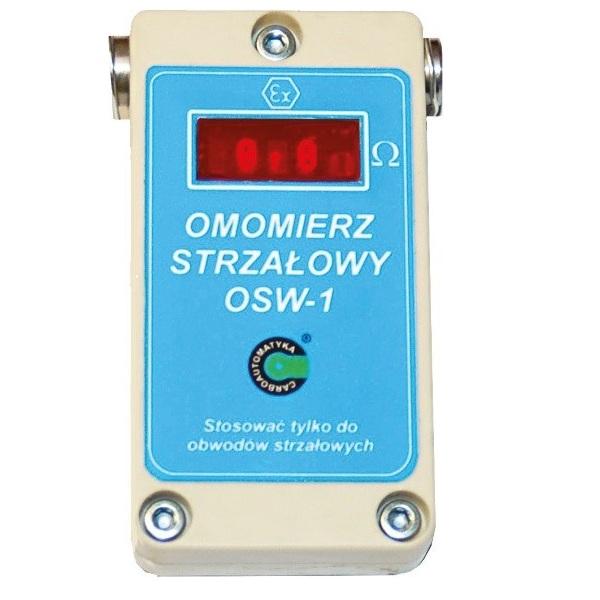 Máy đo điện trở kíp phòng nổ Omomierz OSW-1