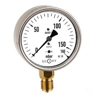 Đồng hồ đo áp suất Suchy MK-20  100