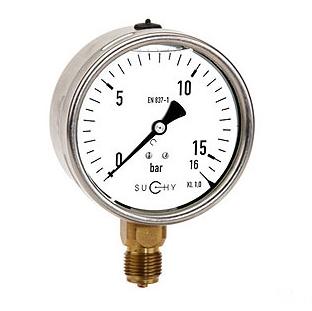 Đồng hồ áp suất Suchy MR20F
