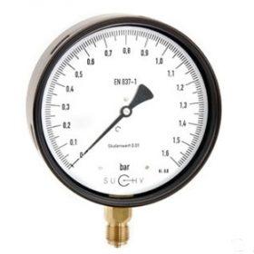 Đồng hồ đo áp suất Suchy MR20 F160