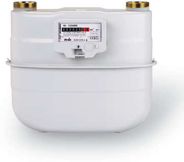 Thiết bị đo lưu lượng gas loại có màng ACD (lưu lượng cao)