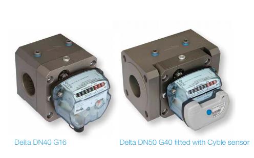 Bộ đo khí Delta Compact (vỏ nhôm – áp tối đa 19.3bar)