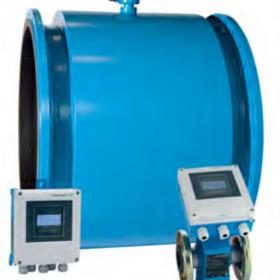 Thiết bị đo lưu lượng điện từ Proline Promag L 400 (Endles+Hauser)
