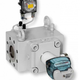 Thiết bị đo lưu lượng khí Delta S1-flow (vỏ thép, chịu áp lớn)
